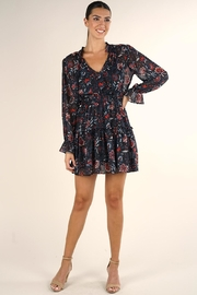 Lovestitch Floral Mini Dress - Other