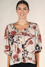 Lovestitch Floral Print Blouse - Other