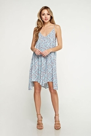 Lovestitch Floral Printed Dress - Product Mini Image