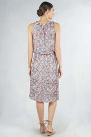 Lovestitch Floral Sleeveless Midi - Side cropped
