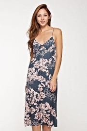 Lovestitch Floral Slip Dress - Product Mini Image