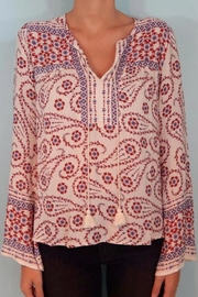 Lovestitch Gypsy Flower Top - Front cropped