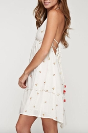Lovestitch Halter Embroidered Dress - Other