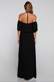 Lovestitch Halter Maxi - Front full body