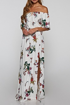 Lovestitch Halter Tie-Neck Maxi - Product List Image