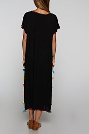 Lovestitch Hand Embroidered Kaftan - Front full body