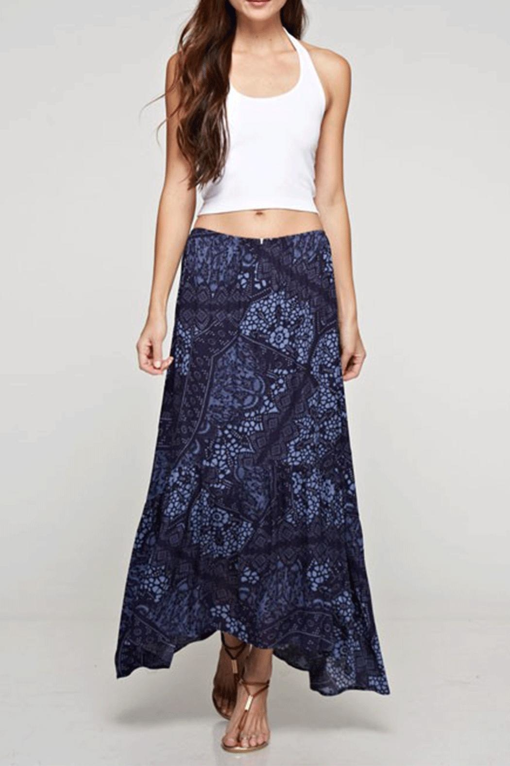 Lovestitch High-Low Maxi Skirt - Main Image