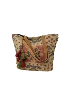 Shoptiques Product: Indian Jute Tote