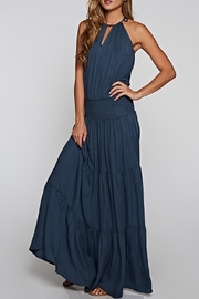 Lovestitch Keyhole Tiered Maxi - Product Mini Image
