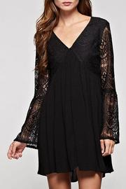 Lovestitch Lace Mini Dress - Product Mini Image