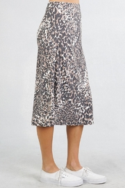 Lovestitch Leopard Midi Skirt - Other