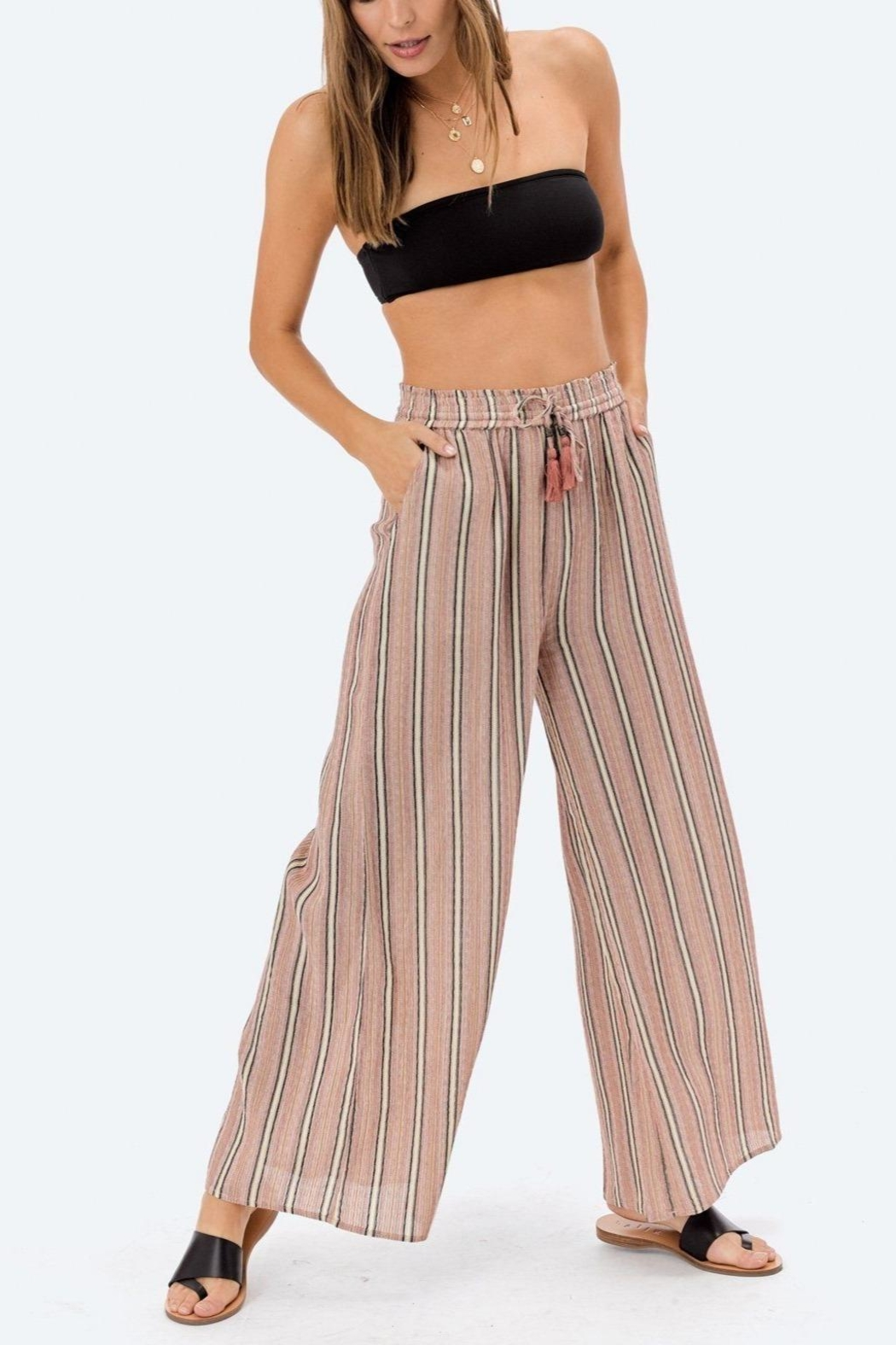 5aa84089eb3 Lovestitch Malia Striped Pant from Georgia by Posh Clothing Boutique ...