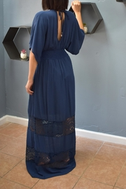 Lovestitch Midnight Maxi Dress - Front full body