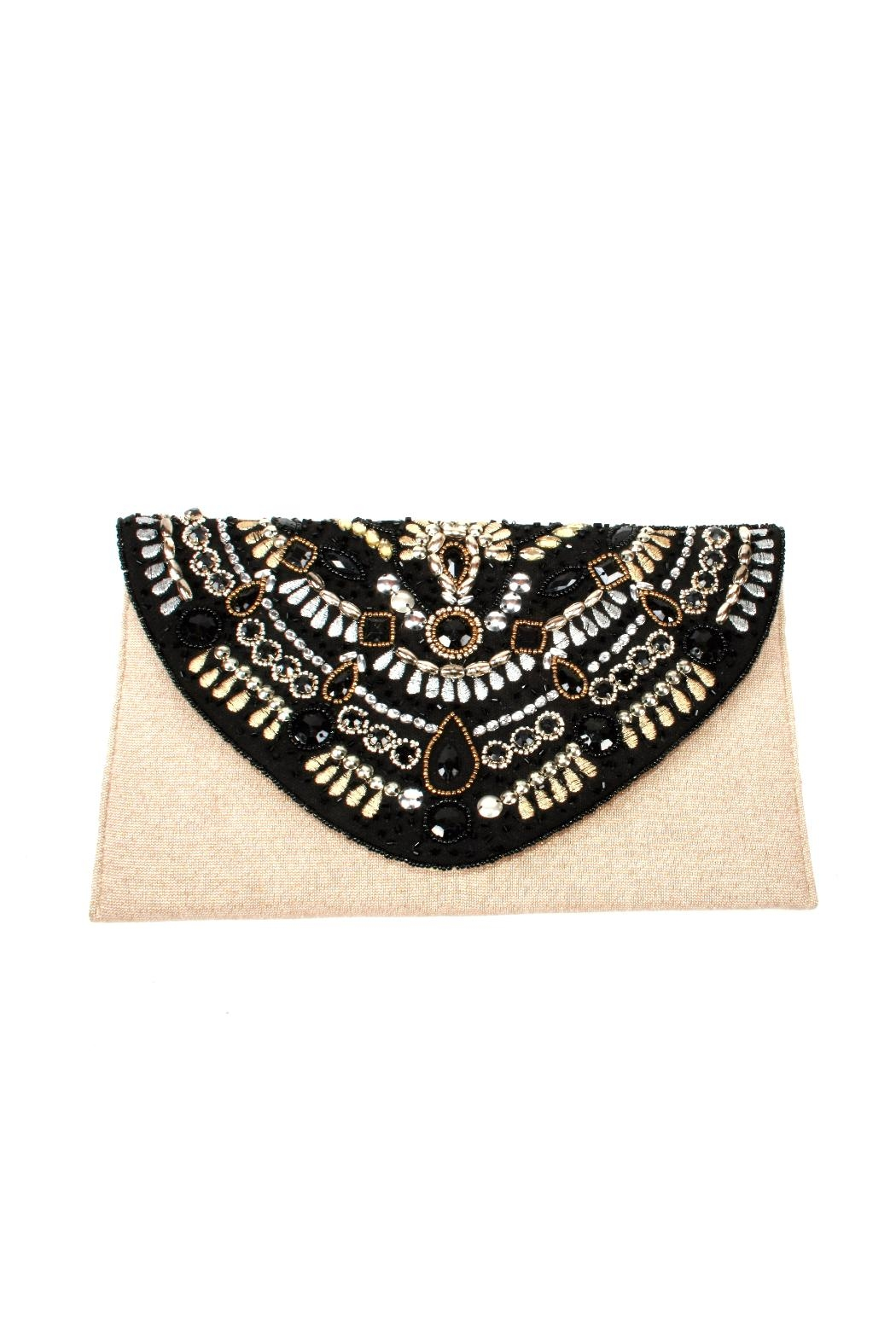 Lovestitch Night Out Clutch - Front Full Image
