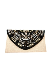 Lovestitch Night Out Clutch - Front full body