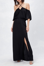Lovestitch Off Shoulder Maxi - Front cropped