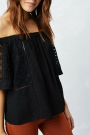 Lovestitch Off The Shoulder Top - Side cropped