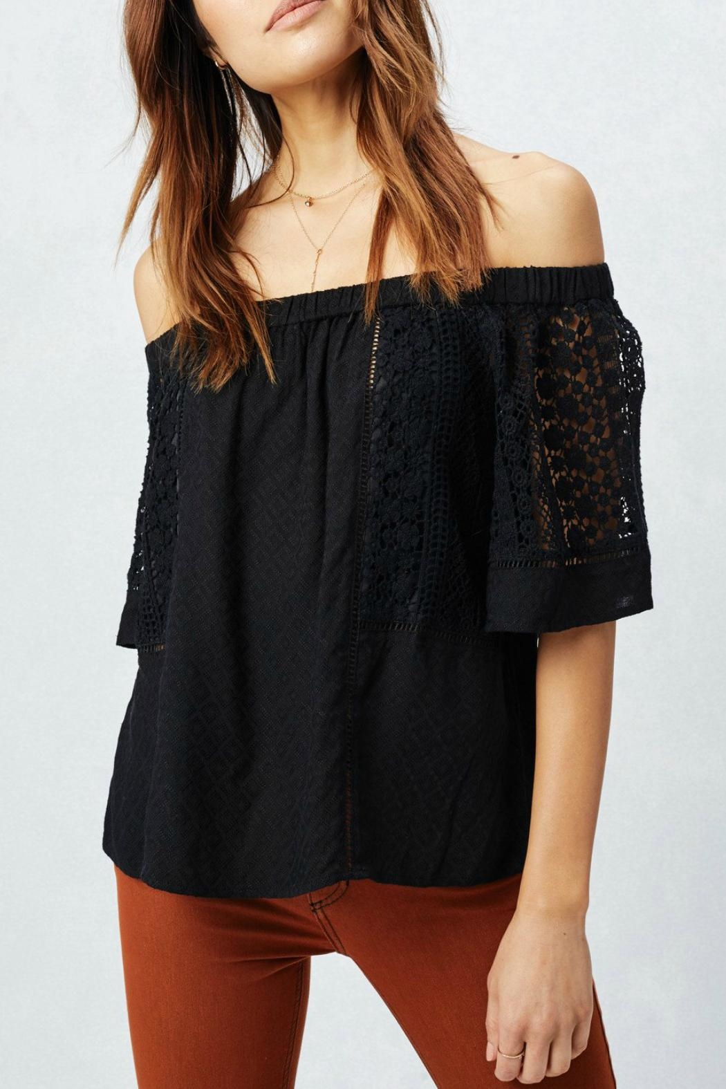 Lovestitch Off The Shoulder Top - Main Image