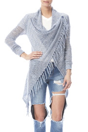 Lovestitch Open Weave Sweater - Product Mini Image