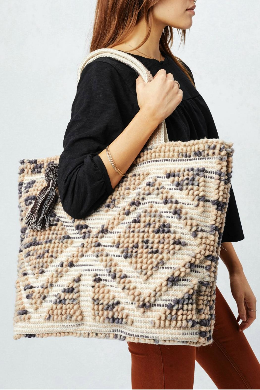 Lovestitch Oversized Tote Bag - Main Image