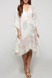 Lovestitch Paisley Print Caftan - Product Mini Image