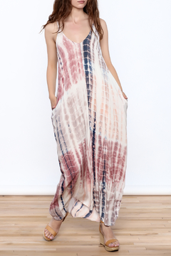 Lovestitch Pink Tie Dye Maxi - Product List Image