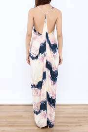 Lovestitch Prince Faded Maxi Dress - Back cropped