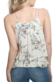 Lovestitch Printed Floral Tank Top - Other