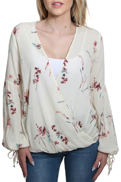 Shoptiques Product: Printed Jacquard Top