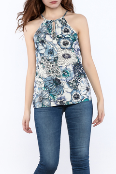 Shoptiques Product: Printed Tank Top