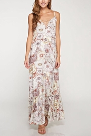 Lovestitch 70's Inspired Maxi - Front cropped
