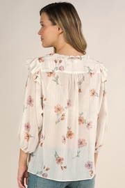Lovestitch Rohana Floral Top - Other