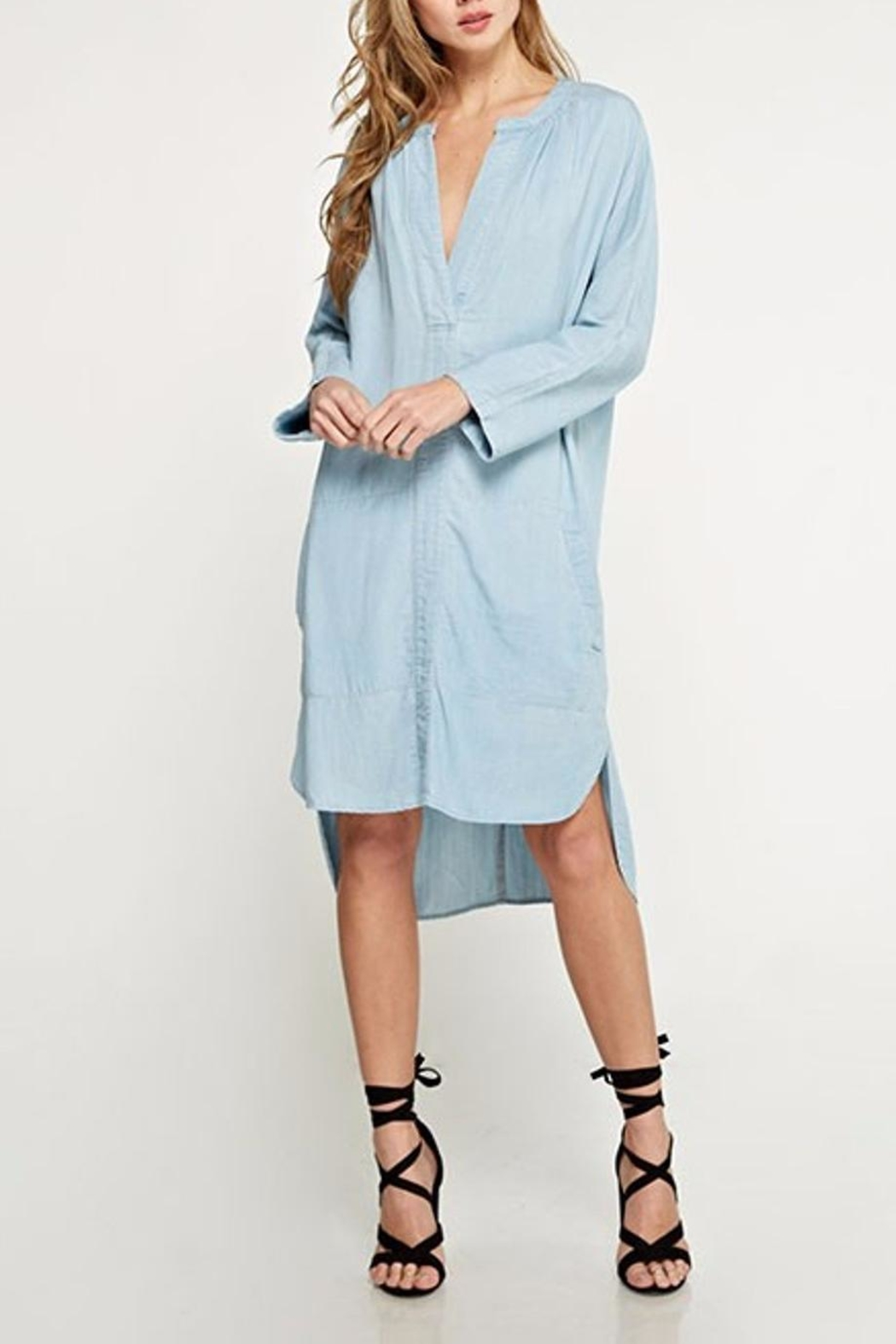 Lovestitch Shirt Dress - Main Image