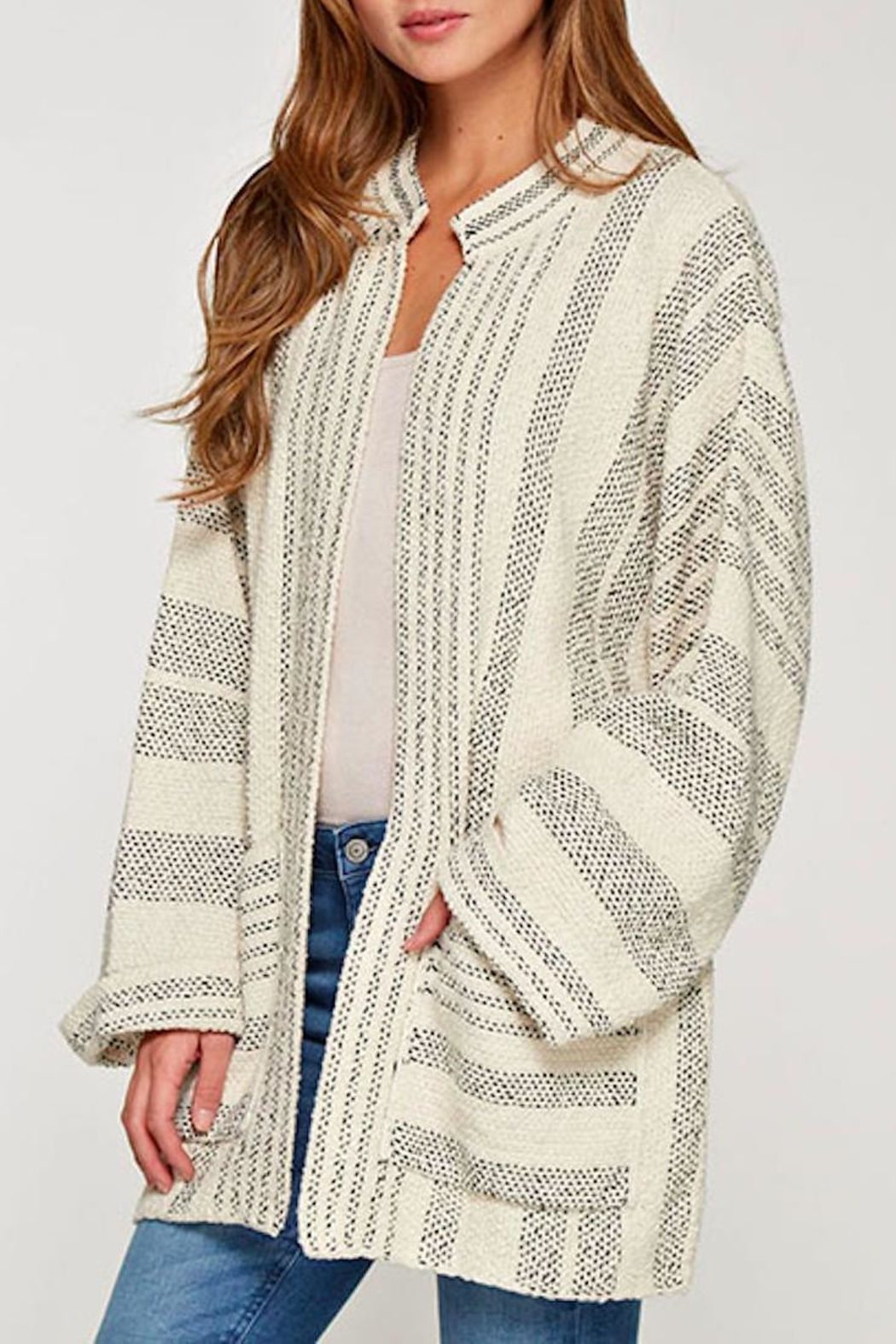 Lovestitch Southern Grace Cardigan - Front Full Image