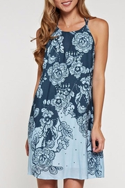 Lovestitch Summer Floral Dress - Product Mini Image