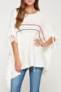 Shoptiques Product: Sweater Poncho