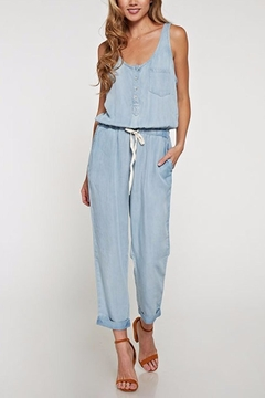 Shoptiques Product: Tencel Jumpsuit