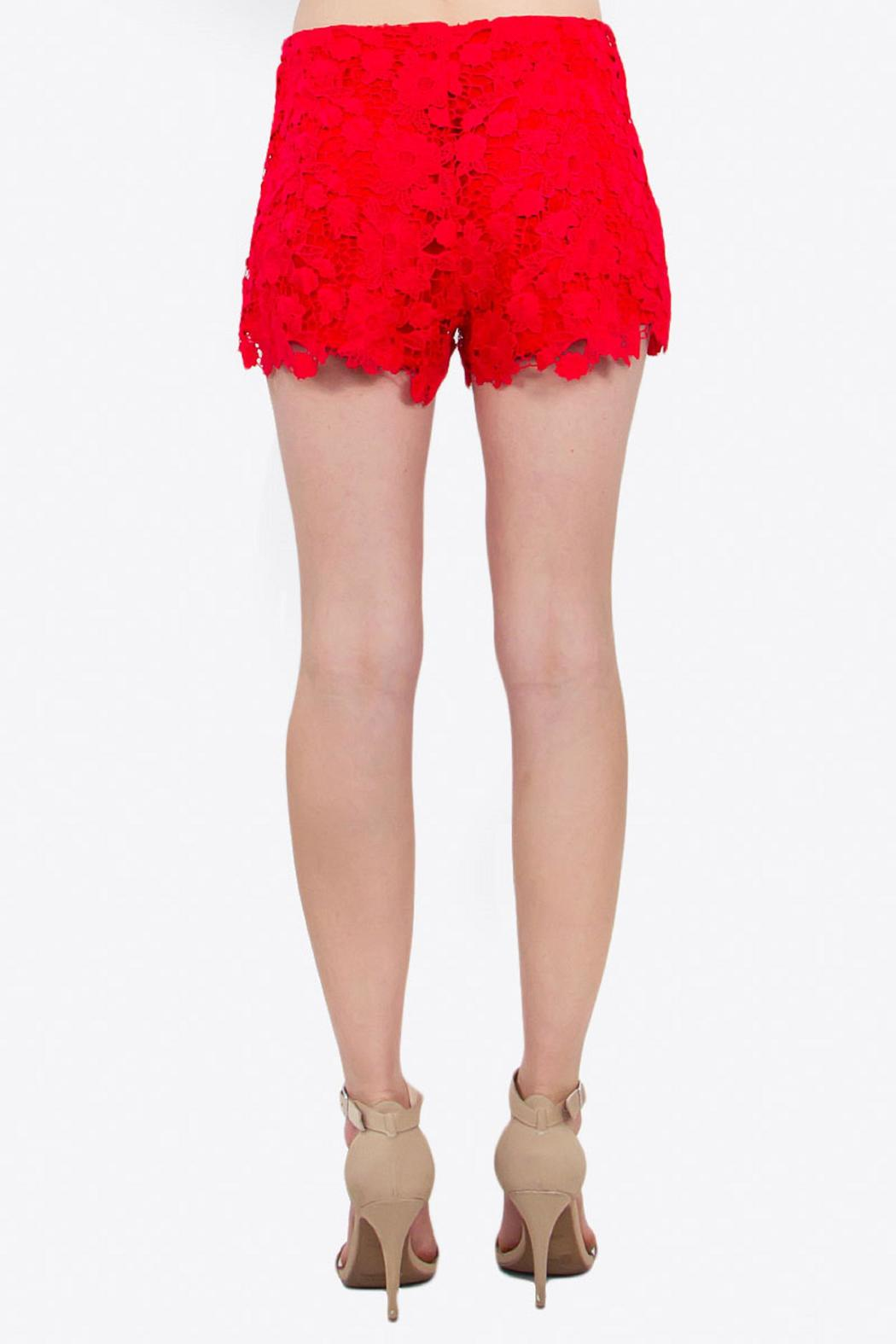 Lovestitch The Avery Shorts - Side Cropped Image