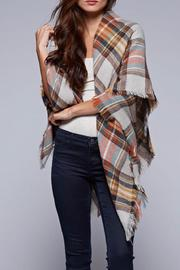 Lovestitch The Beth Blanket-Scarf - Product Mini Image
