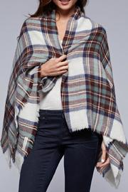 Lovestitch The Brit Blanket-Scarf - Product Mini Image