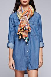 Lovestitch The Charlize Scarf - Front cropped