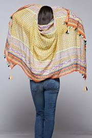 Lovestitch The Charlize Scarf - Back cropped