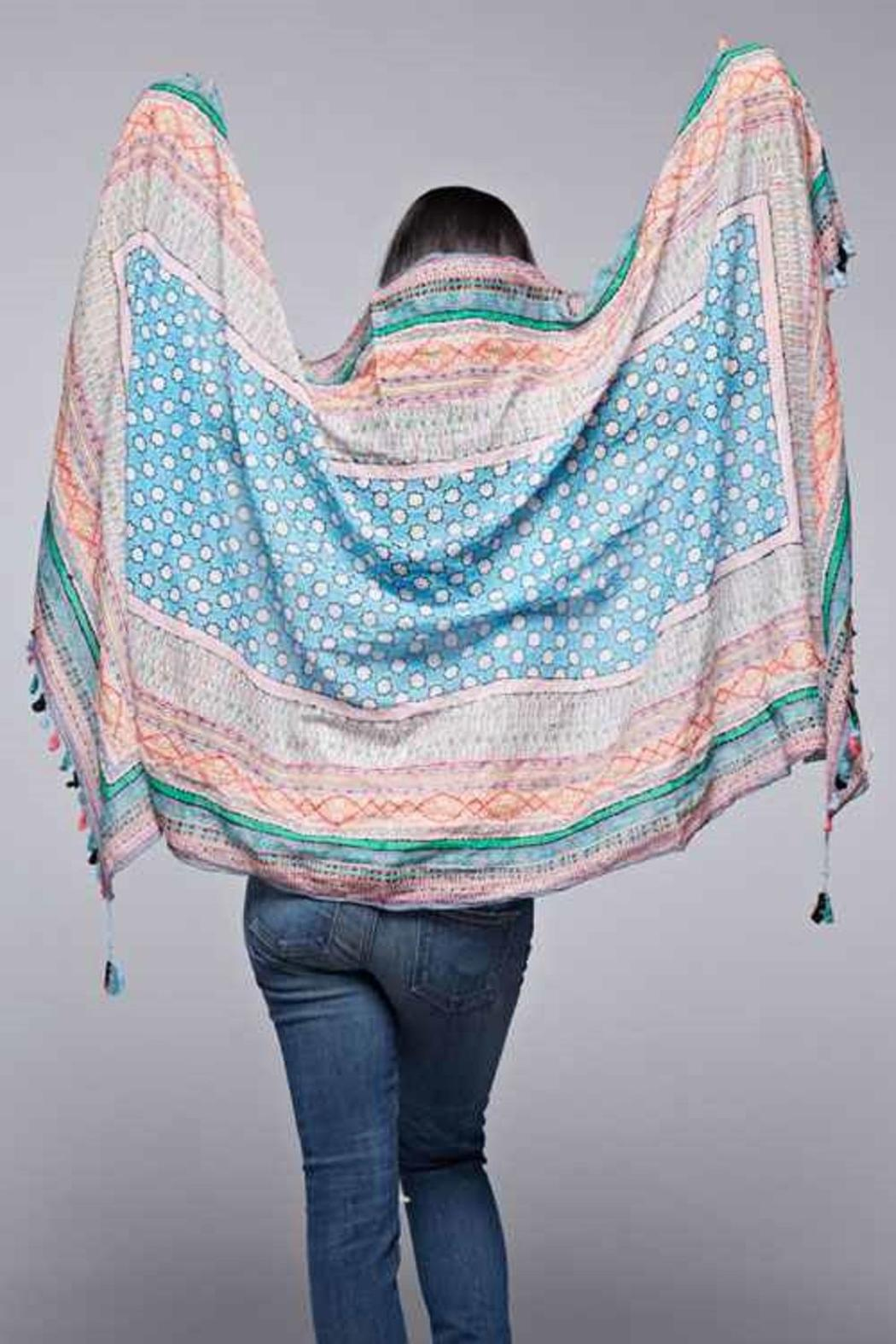 Lovestitch The Charlize Scarf - Front Full Image