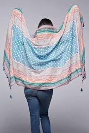 Lovestitch The Charlize Scarf - Front full body