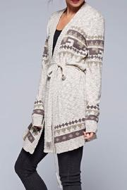 Lovestitch The Colette Cardigan - Front full body