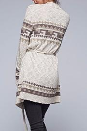 Lovestitch The Colette Cardigan - Back cropped