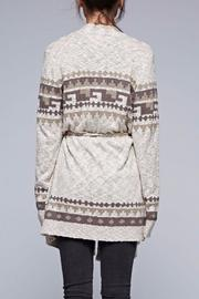 Lovestitch The Colette Cardigan - Side cropped