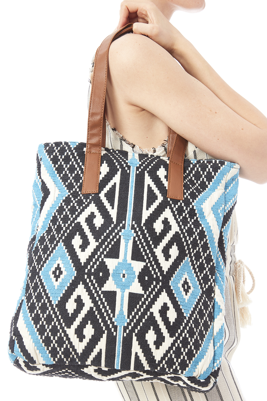 Lovestitch The Deanna Tote - Front Full Image