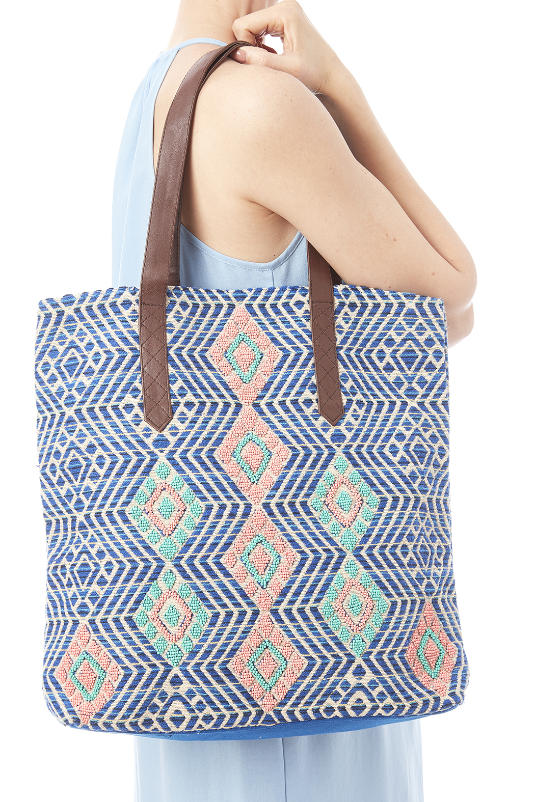 Lovestitch The Desirae Tote - Front Full Image