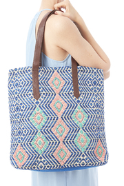Lovestitch The Desirae Tote - Front full body